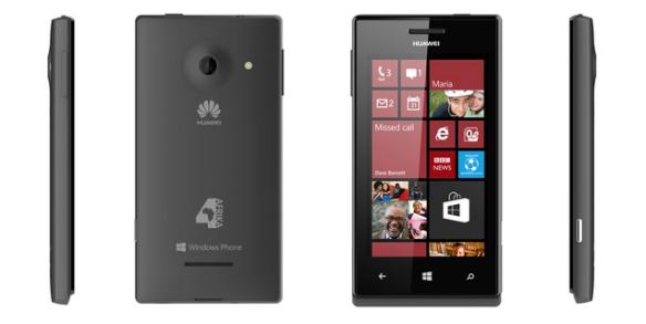 Huawei4AfrikaPhone