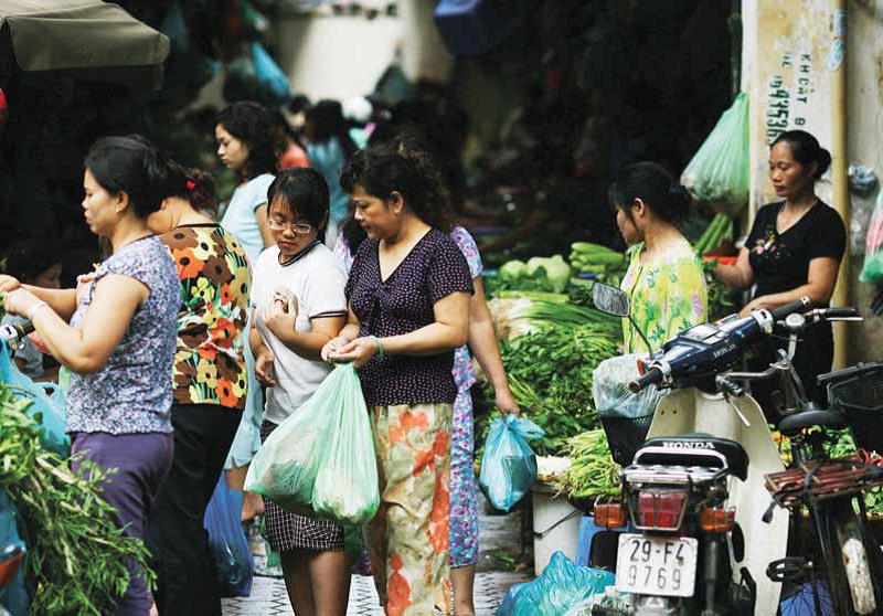 photo article Oxfam-Unilever