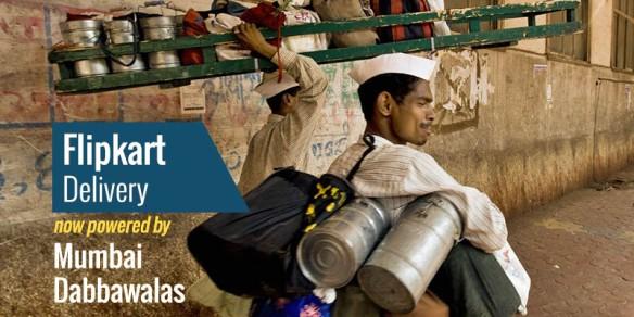 yourstory_Flipkart-Delivery-Mumbai-Dabbawalas